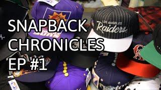 The Vintage Snapback Hat Chron…