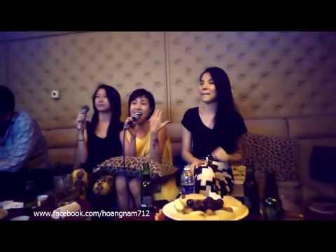 Ta chẳng còn ai (Live) - Uyên Linh Idol ft Pha Lê, Kiwi Ngô Mai Trang - Hát Karaoke cực chất