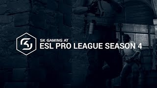 In the crosshairs: ESL Pro League Season 4 Week 9
