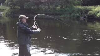 Salmon Fishing Ireland 2017 (HD)