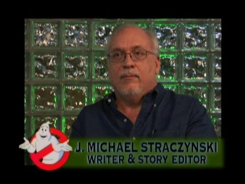 J. Michael Straczynski: Real Ghostbusters DVD Collection Interview