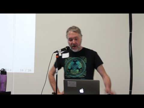 Denotational Design: from meanings to programs By Conal Elliott at BayHac 2014 3/4
