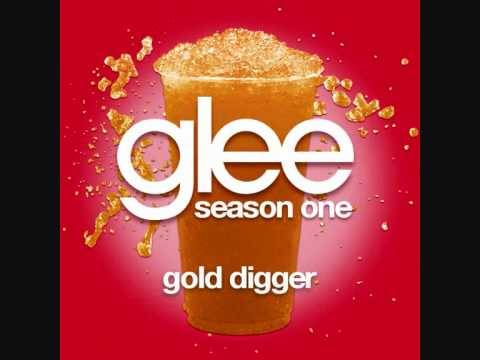 Glee  Gold Digger HQ