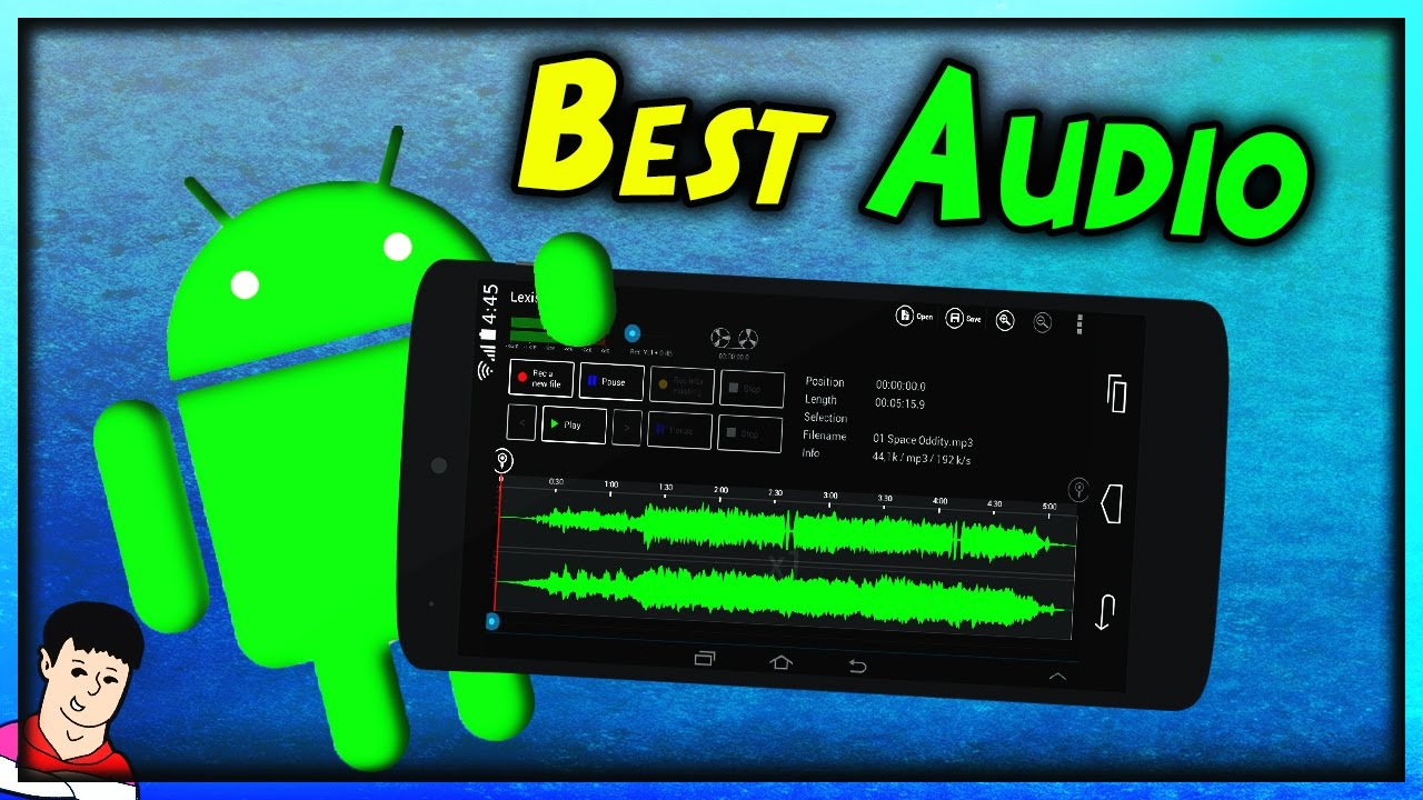 How To Get The Best Audio Quality on Android (Audacity for Android)