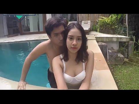 Hot!! VLOG Anya Geraldine Tampilkan Adegan Ciuman dan Bikini