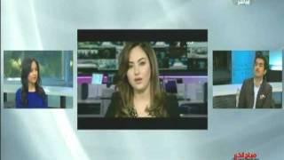 سهير القيسي تتابع برنامج خواطر وبرنامج ضع بصمتك