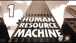 Human Resource Machine [NL] Ep.1 (Lekker Programmeren!)