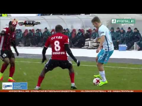 Amkar – Zenit / Russian Premier League / Full match 12 March 2017