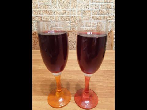 Вино домашнее, без дрожжевое из варенья - приготовить самому! Легкий рецепт.