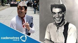 Carlos Espejel nunca hizo casting para papel de Cantinflas / Película de Cantinflas