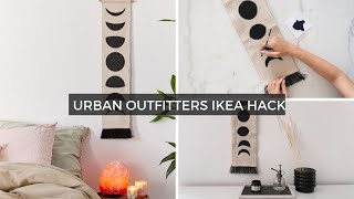 IKEA HACKS 2019 - URBAN OUTFITTERS INSPIRED WALL HANGING