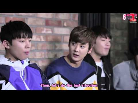 [6TOTSubs] 151202 TEENTOP ON AIR THE NEW BEGINNING Ep 3