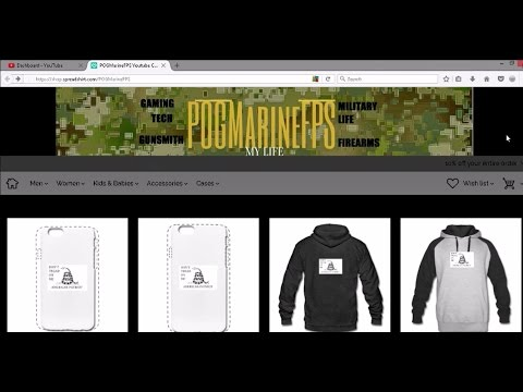 POGMarineFPS Channel Shirts Hoodies Coffee Mugs IPhone Cases - Get Yours Now!