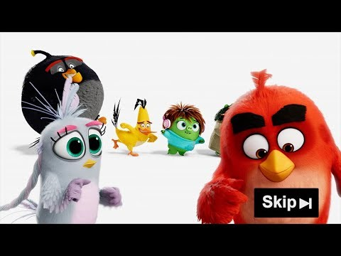 The Angry Birds Movie 2 Skip Button In Theaters August 14