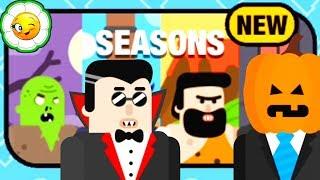 Mr Bullet #3 Сезонне подія: Містер Куля і Хеллоуїн! 1-32 рівні