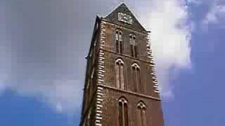 Wismar, St. Marien, Teilgeläut zur Hochzeit