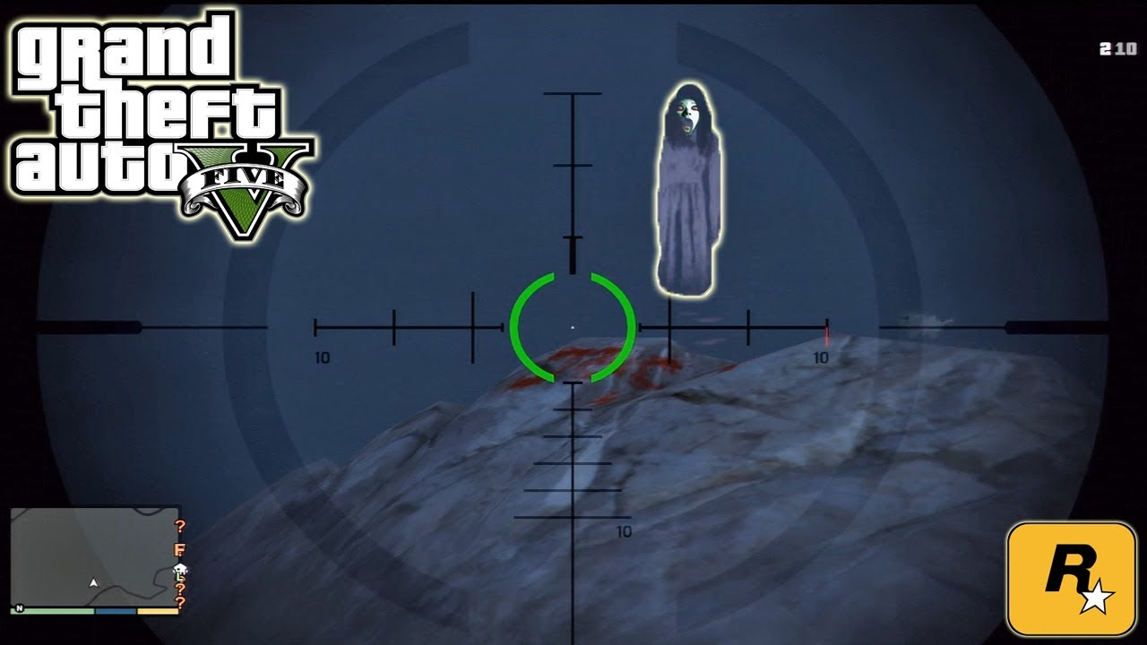 GTA5 Ghost Easter Egg (Tutorial) :: Grand Theft Auto V - The