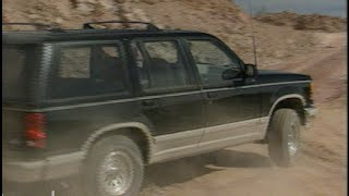 MotorWeek | Retro Review: '91 Ford Explorer