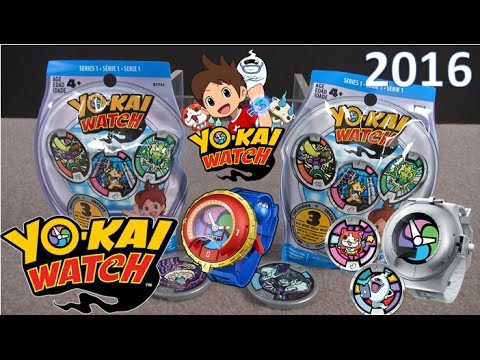 yokai watch juguetes youtube. Black Bedroom Furniture Sets. Home Design Ideas
