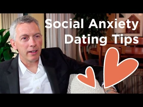 Social disorder speed dating