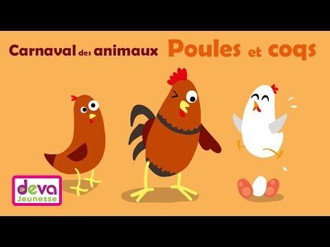 Poules et coqs (Le carnaval des animaux) ⒹⒺⓋⒶ Philharmonic Orchestra