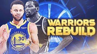 Breaking Up The Super Team...Whats Next? Golden State Warriors Rebuild | NBA 2K19 Video