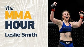 Leslie Smith Plans Legal Action Against UFC After Contract Was Bought Out