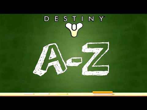 Destiny A-Z - Down and Doubt 00-0 (Live Commentary)