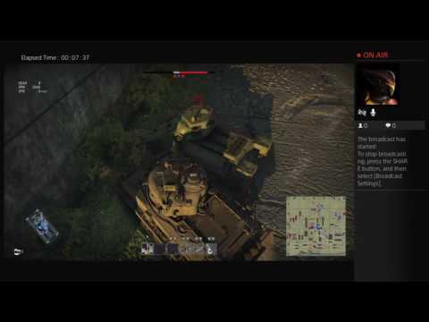American Tank AB PS4