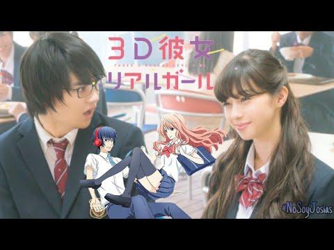 [Pelicula Live Action] 3D Kanojo Real Girl ¿Fecha de estreno?¿Trailer? | Noticias Anime #12