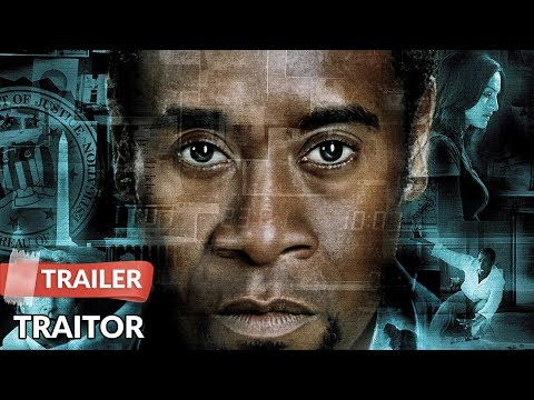 Traitor 2008 Trailer | Don Cheadle | Guy Pearce