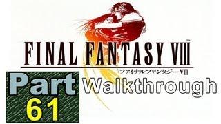 Final Fantasy 8: P61: Lunatic Pandora Invasion and the Lunar Base
