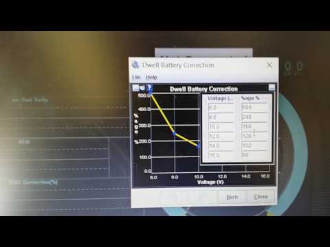 Bosch 1600cc Injector Dead Time - YouTube