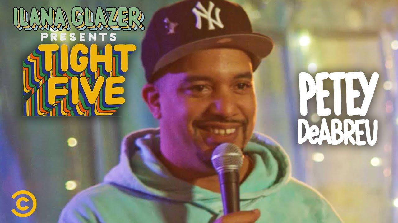 Ilana Glazer Presents: Petey DeAbreu