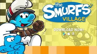 Smurfs' Village: Racing update • Os Smurfs