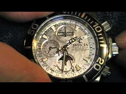 How to set the Valjoux 7751 Automatic Chronograph.wmv