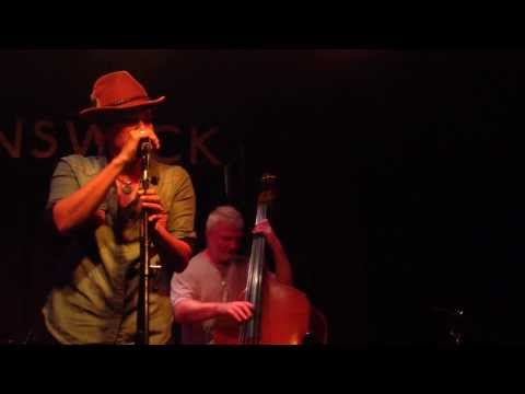 Zee Gachette performing Fever (The Brunswick Jazz Jam, Brighton)
