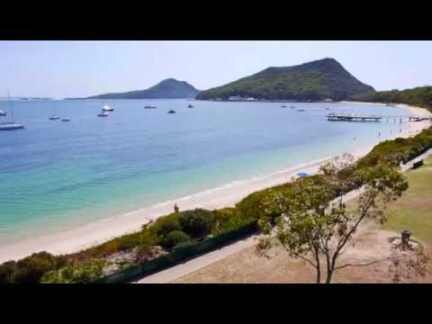 The Shoal Apartments - Shoal Bay, Port Stephens