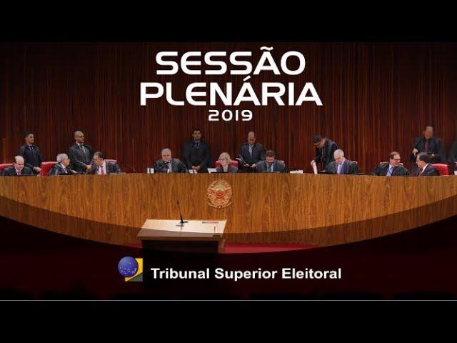 Sessão Plenária do Dia 07 de Novembro de 2019