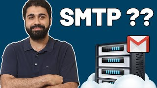 What is SMTP? and how it works? the Simple Mail Transfer Protocol Explained in 3 Minutes