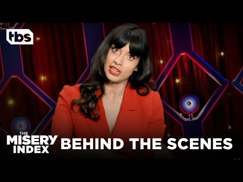 The Misery Index: Let's Get Miserable with Jameela Jamil, Premieres Oct. 22 | TBS