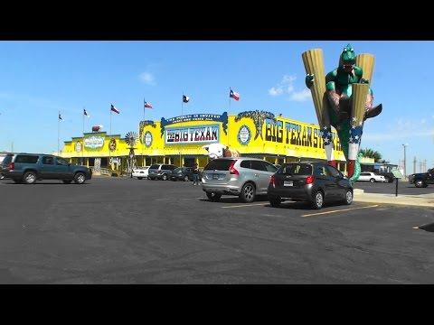 THE BIG TEXAN STEAK RANCH, AMARILLO, TEXAS, USA