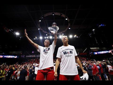 The Washington Mystics Win the WNBA Finals 2019