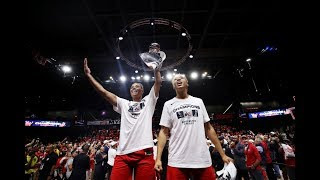 The Washington Mystics Win the WNBA Finals 2019