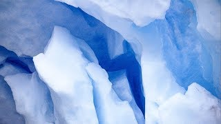 Why does Ice look Blue? | Earth Lab