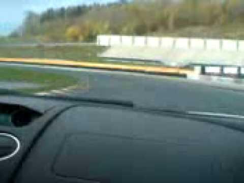 lamborghini gallardo at salzburgring