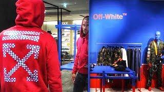 OFF WHITE - Shopping Tour BERLIN