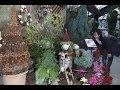 枝や木の実でリースや人形 札幌・豊平公園で展示(2013/12/06)北海道新聞