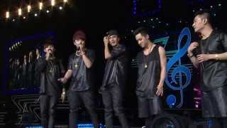 [131231] M.I.C Get It Hot @ GDTV New Year Countdown