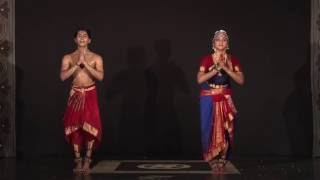 Renjith & Vijna - Duet Snippets from Varasiddhi Vinayakar Temple Performance
